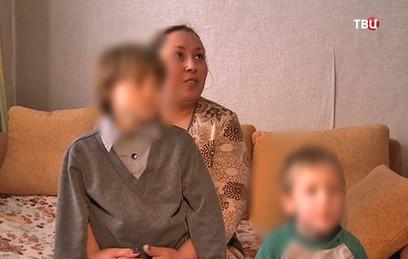 Изъятые из семьи в Хакасии семеро детей вернулись домой