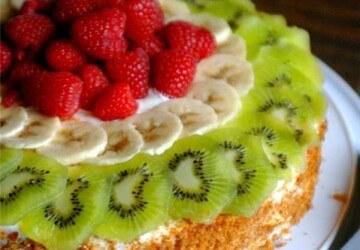 быстро просто легко украсить торт