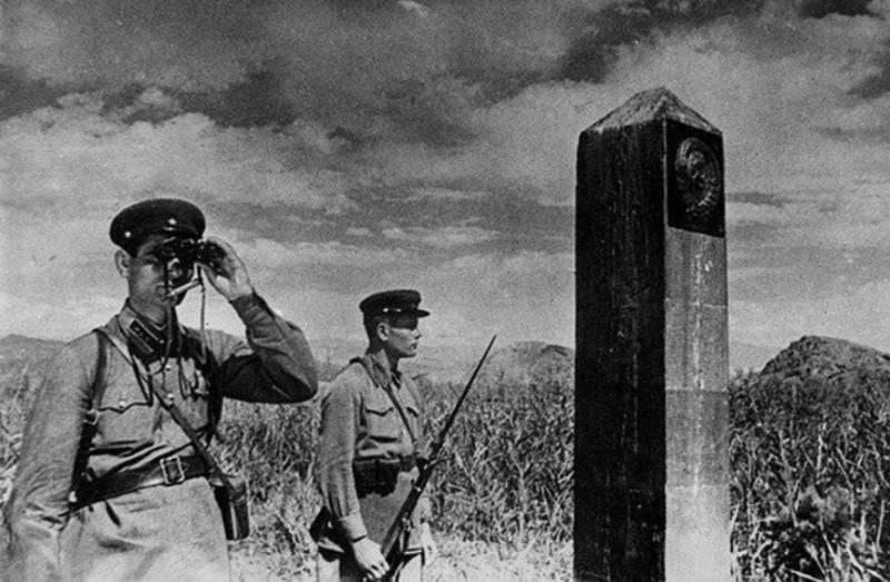1941. Разведка о корпусных ш…