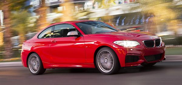 BMW рассекретит М2 на автосалоне в Детройте