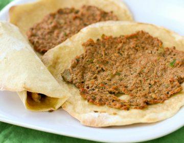 Продукты для приготовления ламаджо