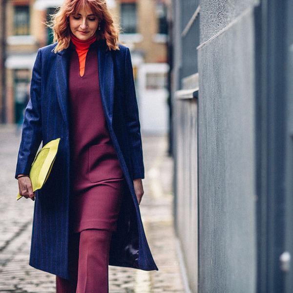 Пальто для женщины 45 лет: пять важных деталей