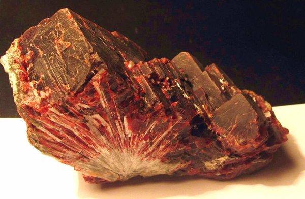 Пейнит - самый редкий минерал в мире