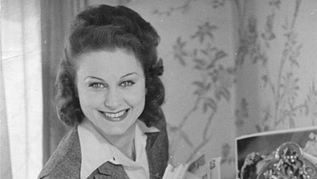 Немецкая киноактриса Марика Рекк оказалась советской разведчицей