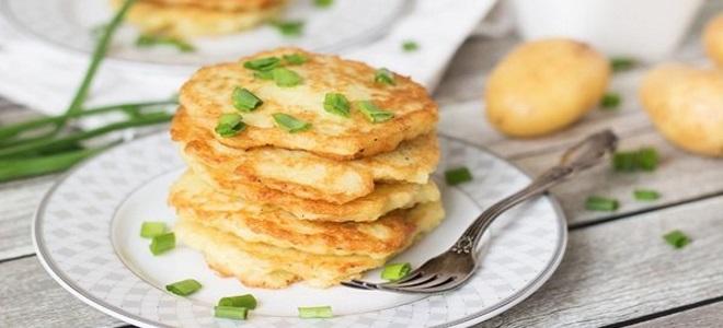 рецепт драников из картошки с луком