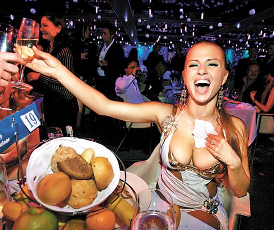 Анна Семенович никогда не изнуряла себя диетами