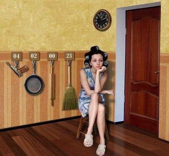 Есть женщины в русских квартирах