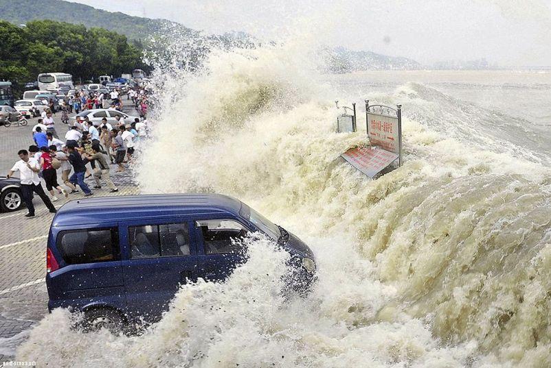Чудо приливной волны