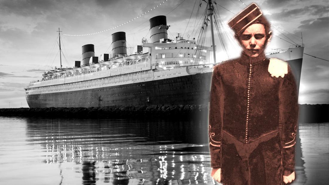 Загадочная история и призраки корабля «Королева Мэри»
