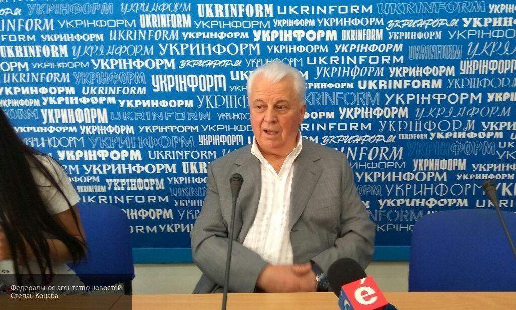 Кравчук посоветовал дал совет Зеленскому о снятии блокады с Крыма