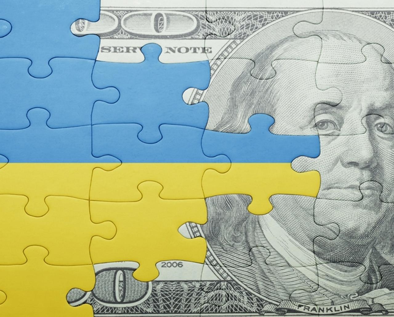"""Александр Роджерс: :Забудьте о """" Плане Маршала"""" для Украины"""