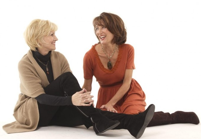 Правильный гардероб женщин 50 лет