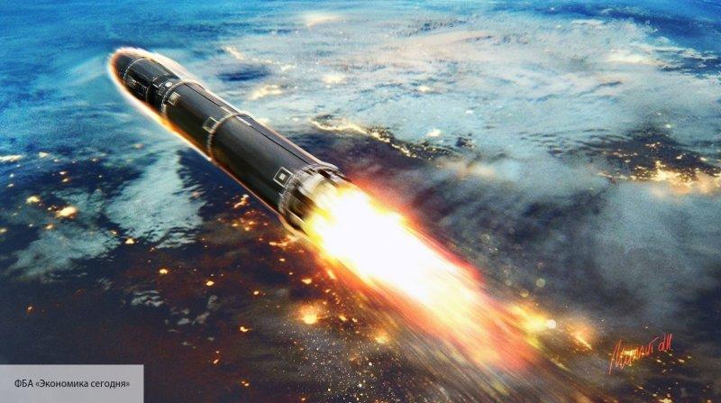 Россия готовит ракету, спосо…