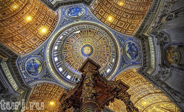 10 фактов о Ватикане