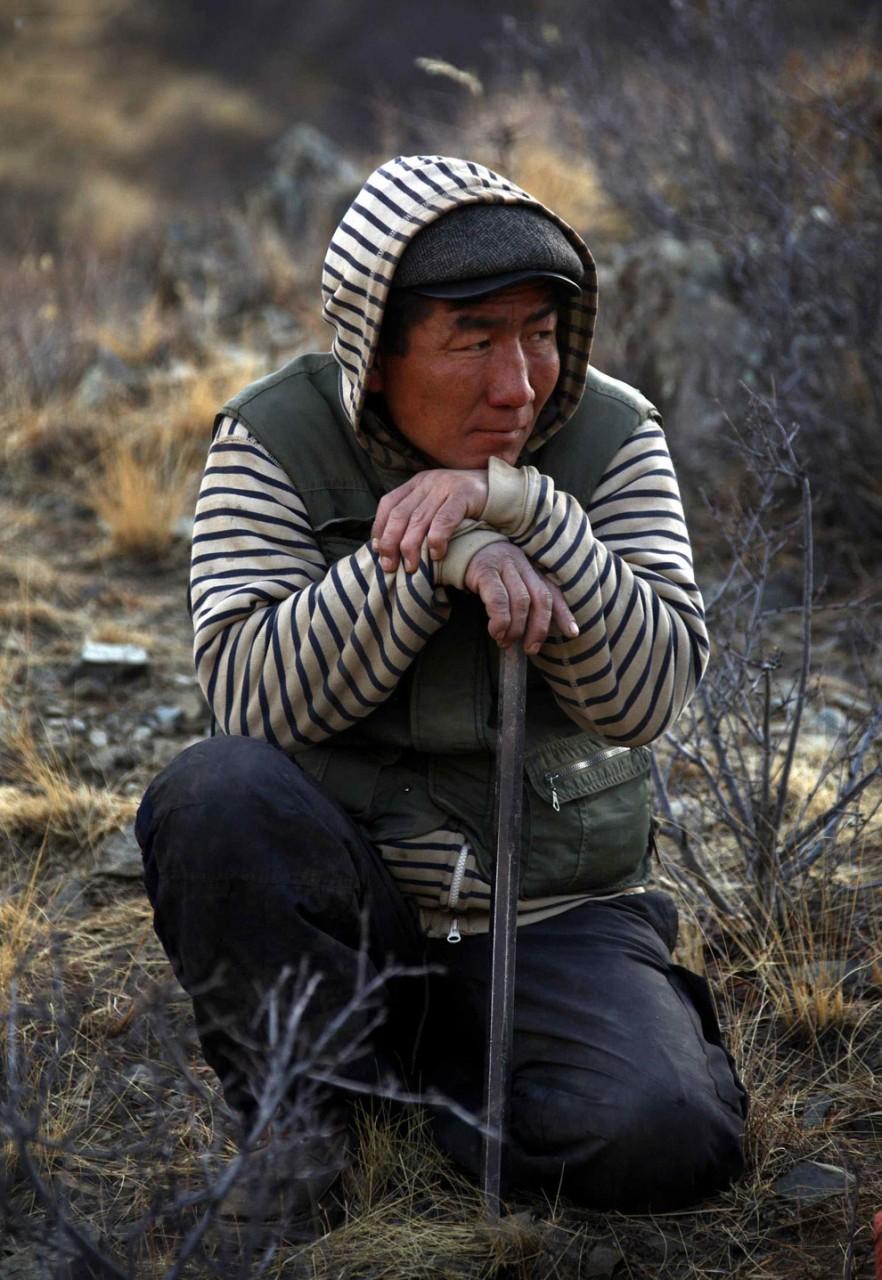 Как добывают золото в Монголии: «черные копатели»
