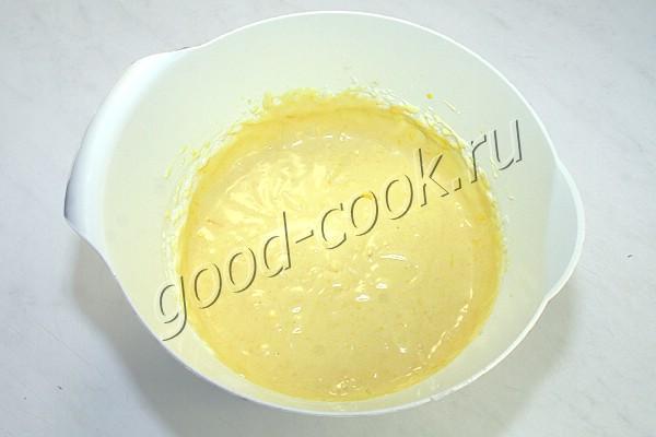 Мл молока соль сливочного масла яичных желтка сахар уксуса (слабого) черный молотый перец