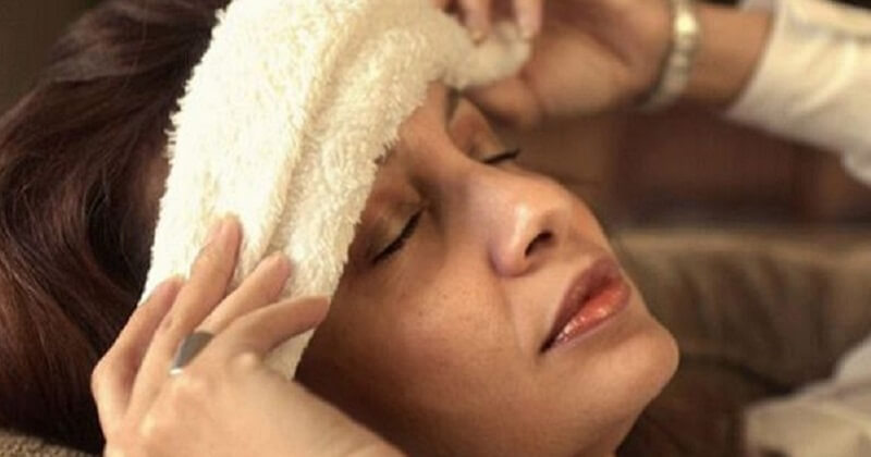 Соляной компресс — самое простое средство от высокого давления и головной боли