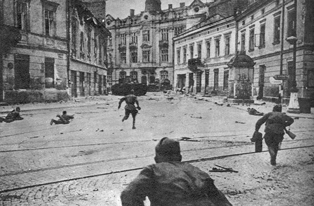 Шестой сталинский удар