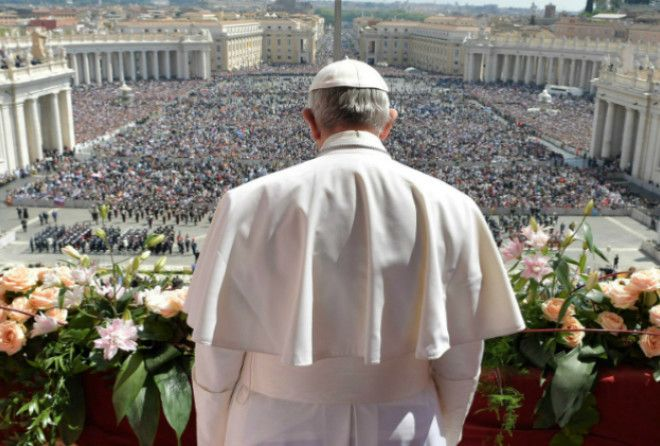 Ватикан — одно из самых загадочных мест в мире