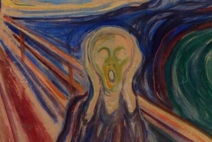 «Крик» Мунка становится тише: Почему знаменитая картина теряет цвет
