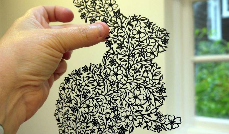 Мастера резьбы по бумаге и их шедевры