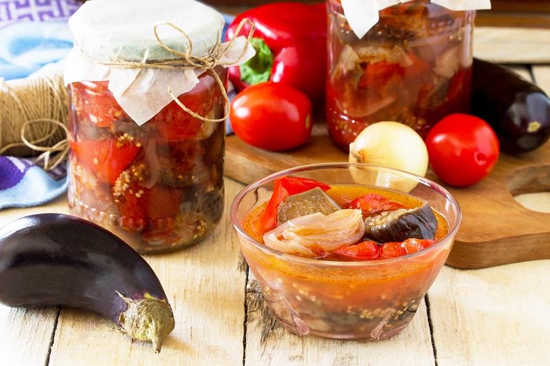 как приготовить маринад для овощного ассорти