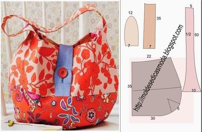Как своими руками шить сумку
