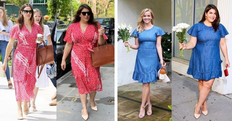 Блоггер доказала, что не нужно быть худой, чтобы выглядеть стильно