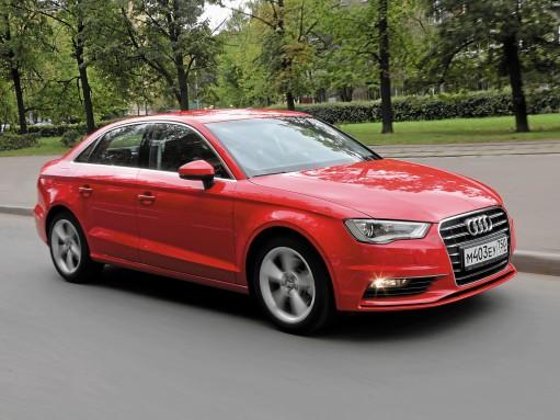 Тест Audi A3 Sedan: на каждый день