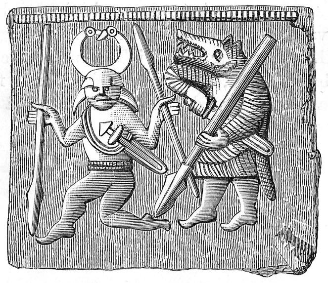 """Берсерки: """"викинги-оборотни"""""""