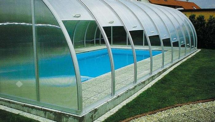 Крытый бассейн для дачи своими руками фото 592