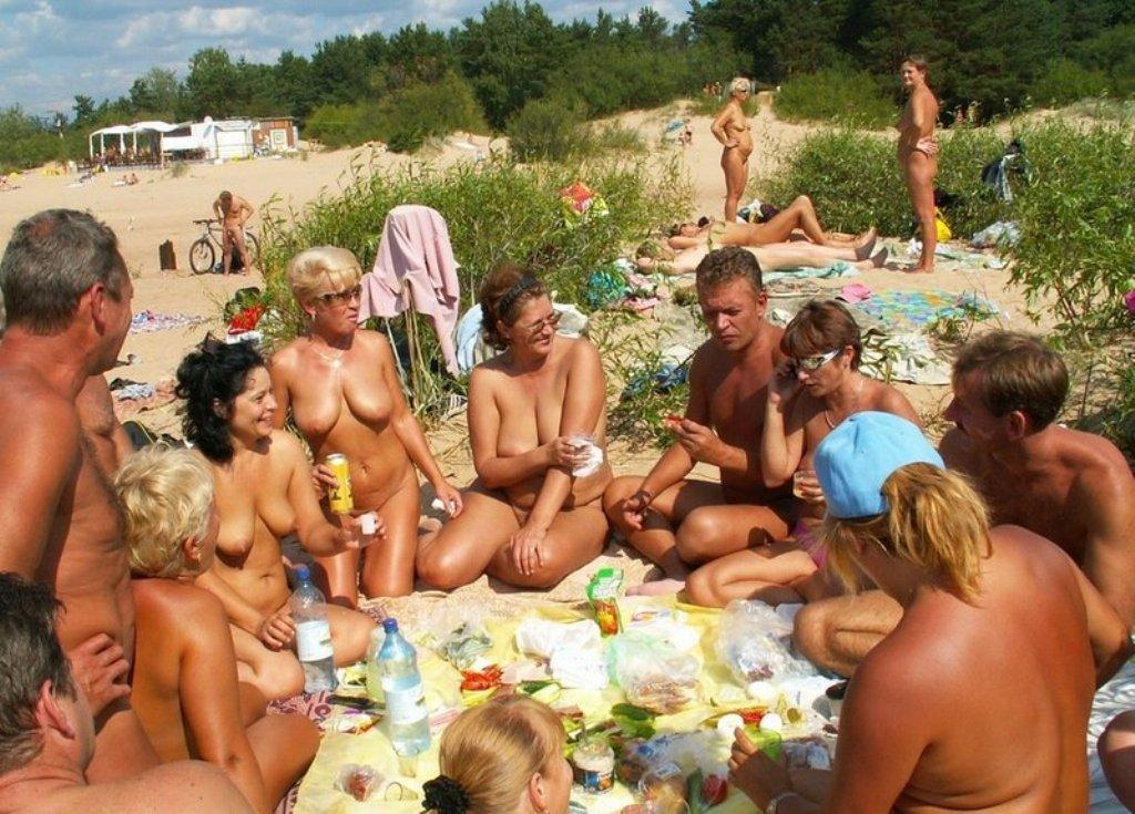 фото свингеров нудистов
