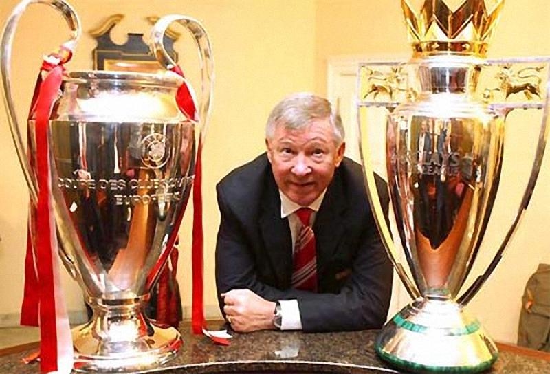062 Алекс Фергюсон: Самый титулованный тренер Манчестер Юнайтед