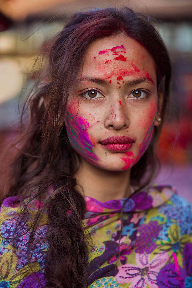 Атлас красоты: как выглядят женщины в разных странах