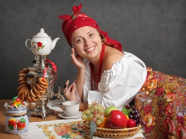 Вот какими блюдами русской к…