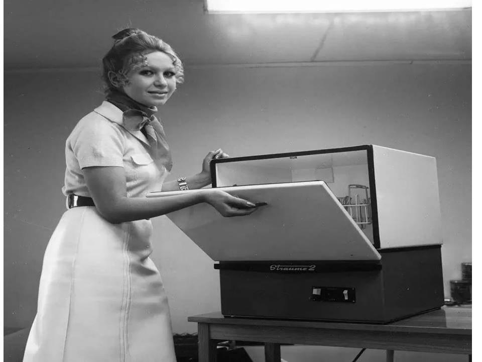 Миф о Золушках: Бытовая техника в СССР