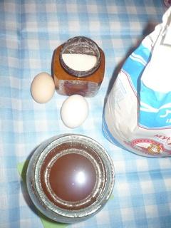 приготовить чак-чак продукты