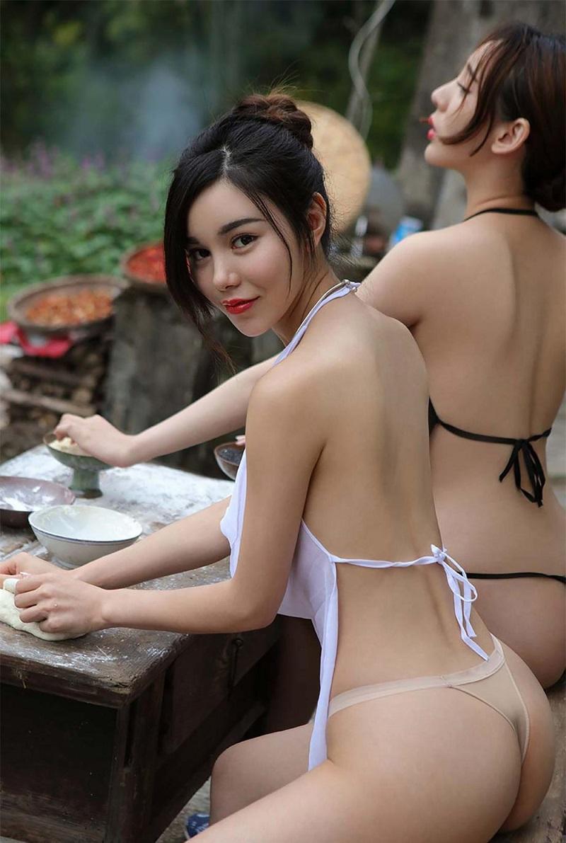 голые молодые телки порно фото