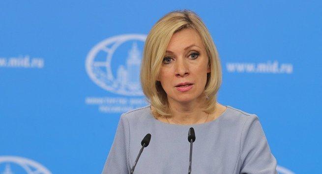 Мария Захарова рассказала о глобальном заговоре против России