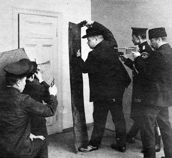Полиция России от Ивана Гроз…