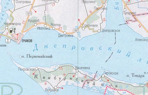 Херсонская область как плацдарм в террористической войне против России