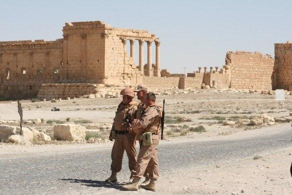 Россиян возмутило оскорбление памяти погибших в Сирии добровольцев