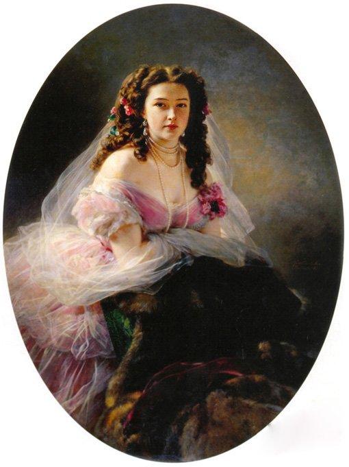 Варвара Дмитриевна Римская-Корсакова. Русская Венера, затмившая французскую императрицу