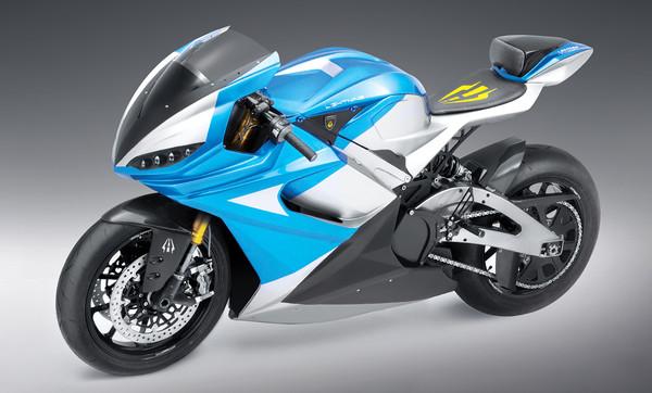 Самый быстрый мотоцикл в мире — электрический - Фото 2