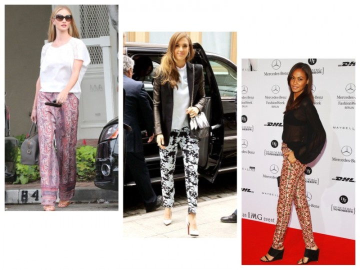 Trend: Patterned Pants!