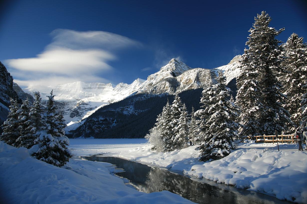 Национальный парк Банф. Природная достопримечательность Канады