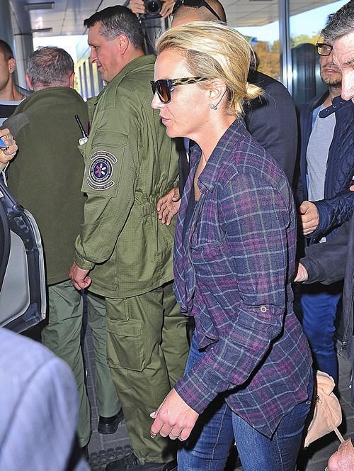 Kate Middleton Lingerie: Underwear Designs by Britney Spears Forbidden on Royal Butt