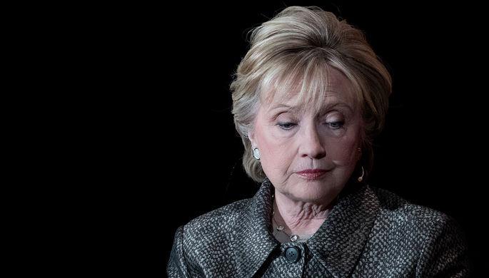 Клинтон рассказала о своей с…