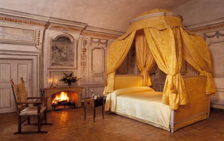 Где в Европе можно остановиться в замке-отеле?