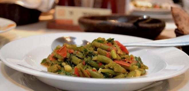 Как грузинская кухня справляется с постом: простые рецепцы